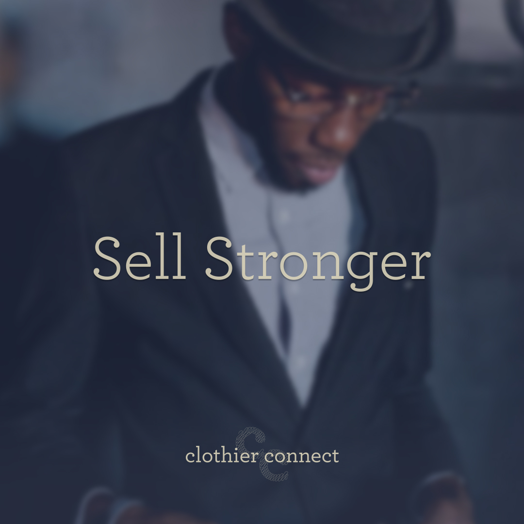 Clothier Connect—Naming, Identity Design