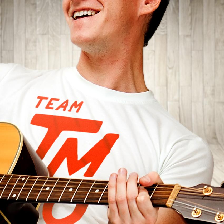 Team TMo T-Shirt Mockup